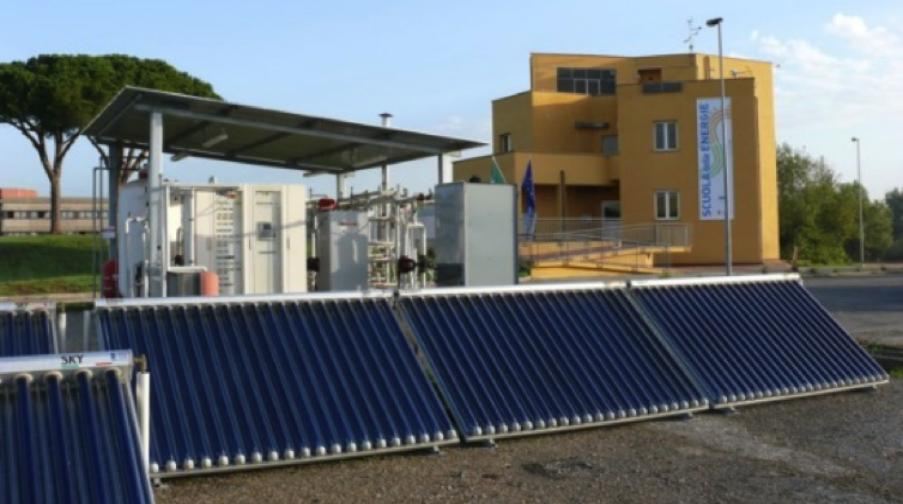 L'impianto Solar Heating e Cooling (SHC)
